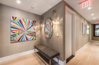 First Look Inside Greystone'S Boutique West Village Condo On A Triangular Lot