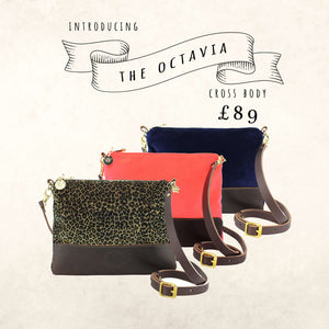 The Octavia Cross Body