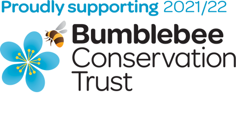 Proudly supporting the Bumblebee Conservation Trust