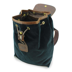 Gertie Backpack - Black Velvet