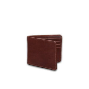 Billfold Wallet in Brown