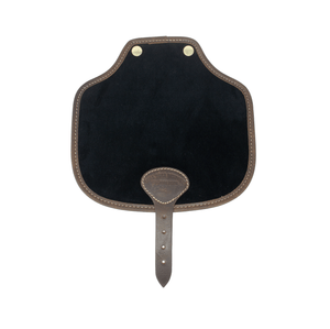 Additional Saddle Bag Panel - Black Velvet