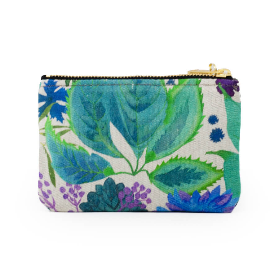 Jane Coin Purse - Liberty Fresco Lagoon
