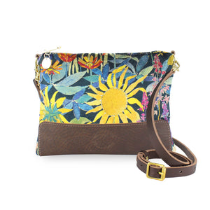 Octavia Cross Body Bag - Liberty Art Fabric