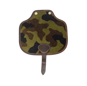 Additional Saddle Bag Panel - Camo