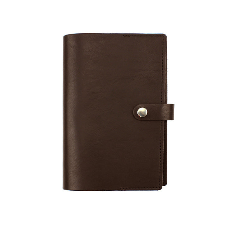 Leather Folio - to fit Quarto Notebook - Will Bees Bespoke