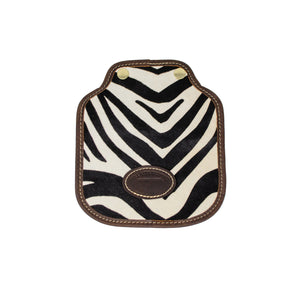 Additional Mini Saddle Bag Panel - Zebra