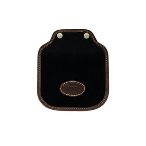 Additional Mini Saddle Bag Panel - Black Velvet