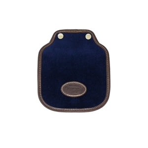 Additional Mini Saddle Bag Panel - Navy Velvet