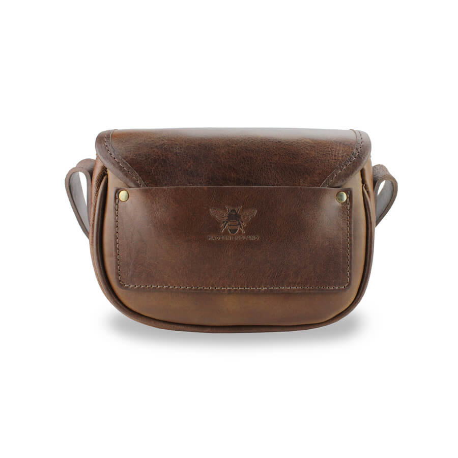 Additional Mini Saddle Bag Panel - Leather