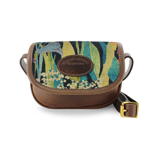 Mini Saddle Bag - Liberty Art Fabric