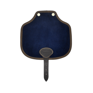 Additional Saddle Bag Panel - Navy Velvet