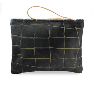 Charlotte Oversized Clutch - Coco