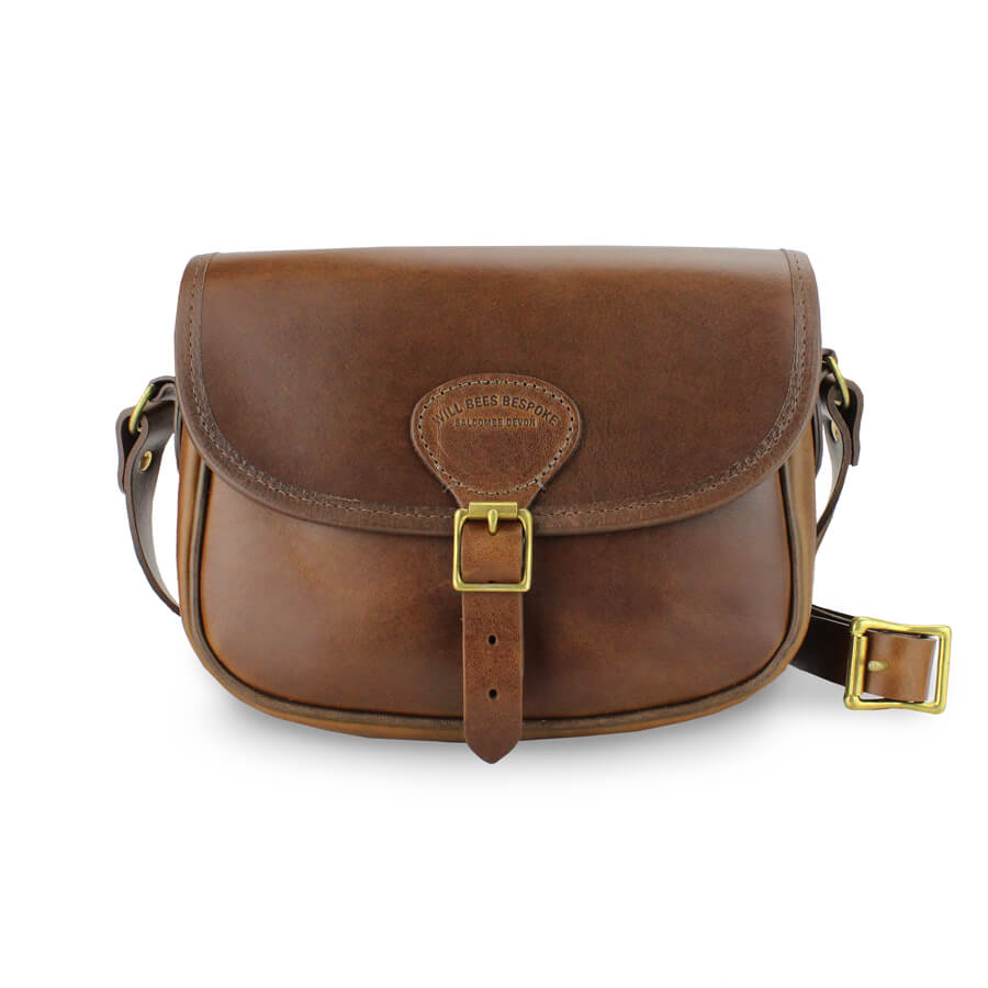 Rosalind Saddle Bag - Leather