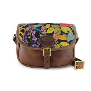 Rosalind Saddle Bag - Liberty Velvet