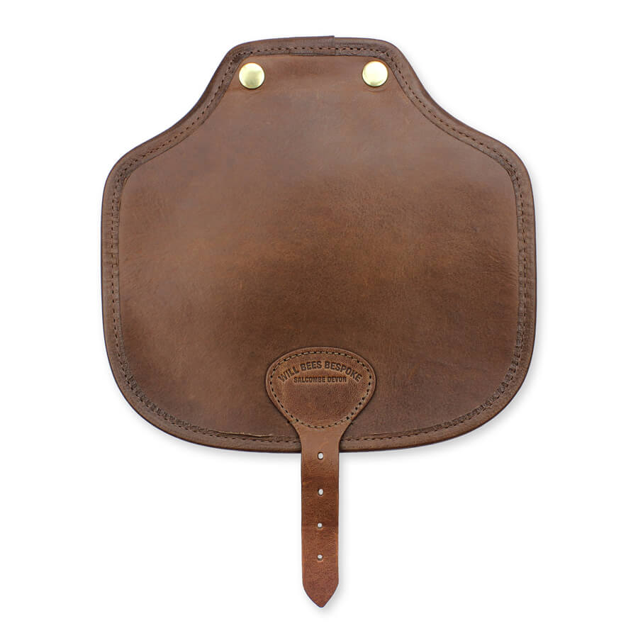 Additional Saddle Bag Panel - Leather - Will Bees Bespoke
