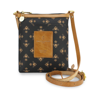 Signature Cross Body - Black