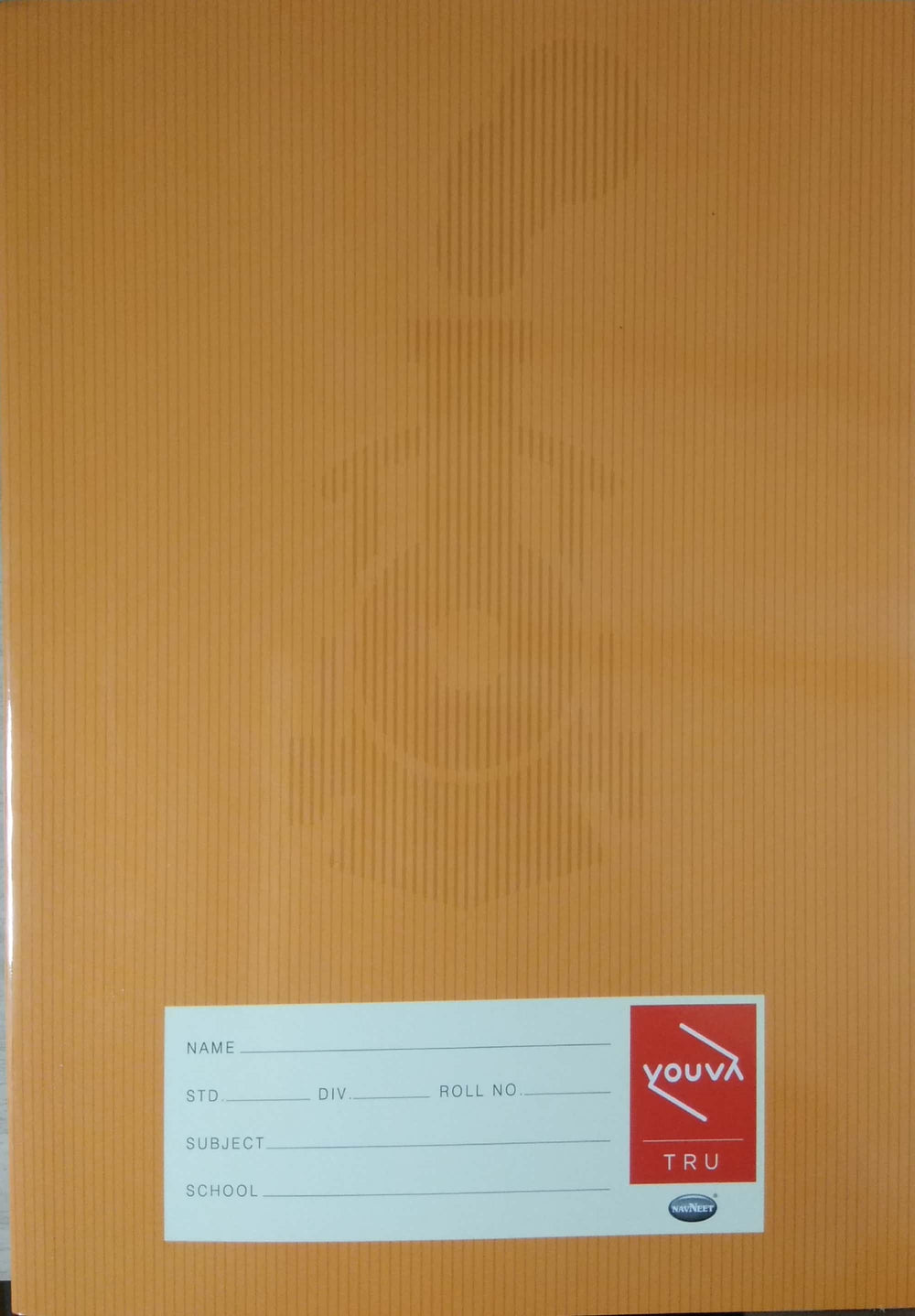 Youva Brown Note Book Jumbo Size – Medium Square (172 Pages)