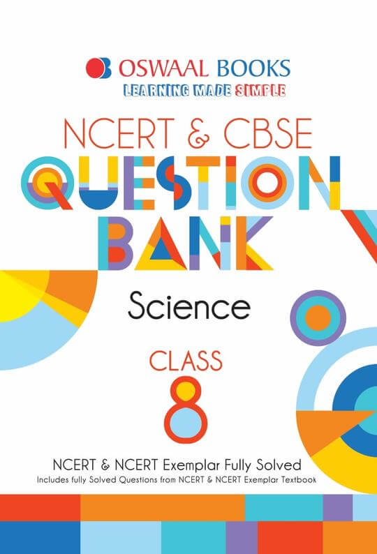 Oswaal CBSE Question Bank Science for Class 8