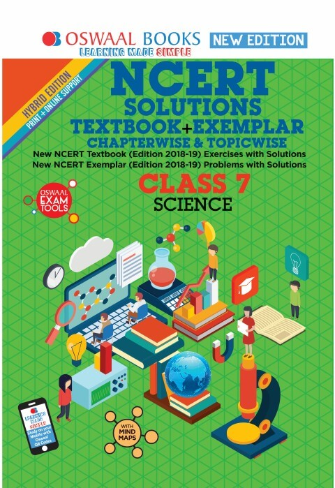 Oswaal NCERT (Solutions Textbook + Exemplar) Class 7 Science