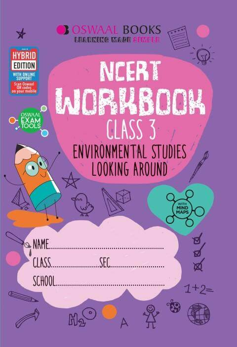 Oswaal NCERT Workbook Class 3 English Marigold