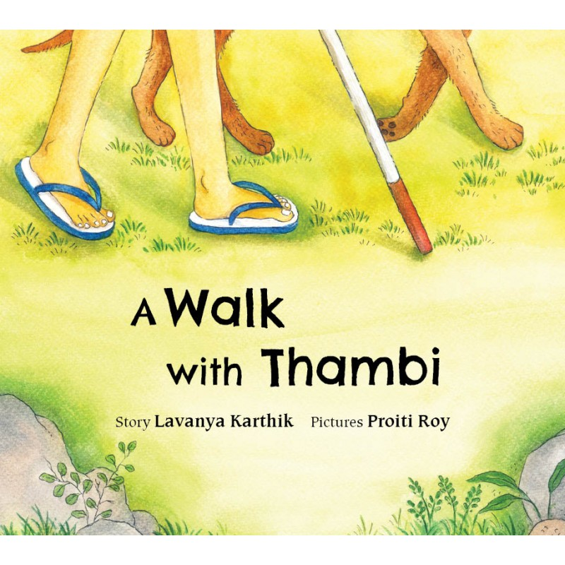 A Walk with Thambi - LearningTools