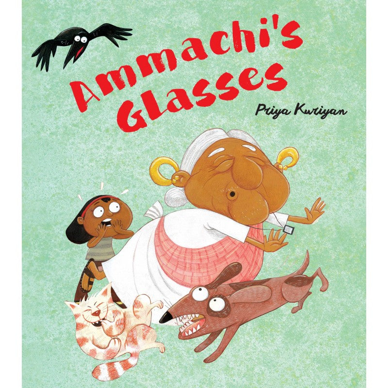 Ammachi's glasses - LearningTools