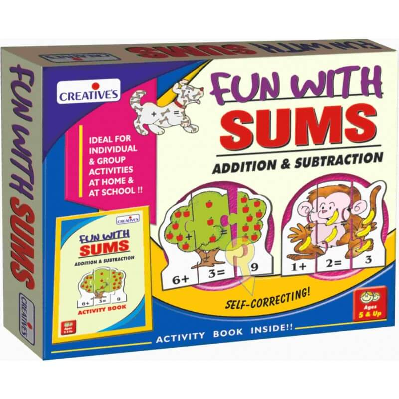Fun with Sums ( Addition N Subtraction)