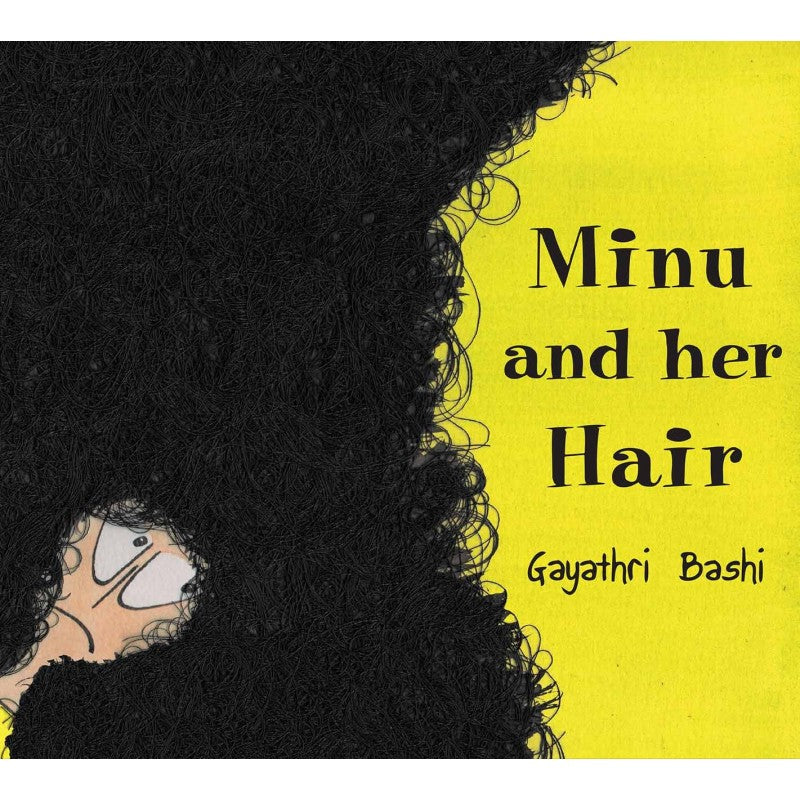 Minu and her hair - LearningTools
