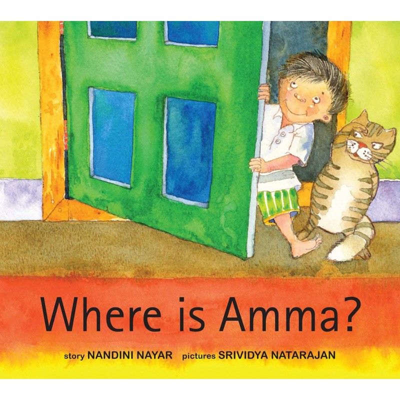 Where is Amma? - LearningTools