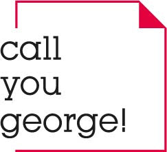 Call You George! Geelong logo