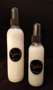 2 sizes of Mystic Room Sprays