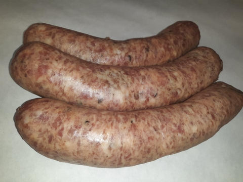 Alward's Home Smoked Bacon Bratwurst