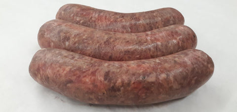 Alward's Hot Italian Brats
