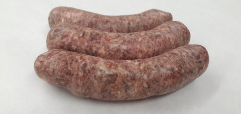 Alward's Home Smoked Jalapeno Cheese & Onion Bratwurst