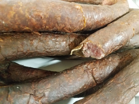 Alward's Home Smoked Polish Sausage