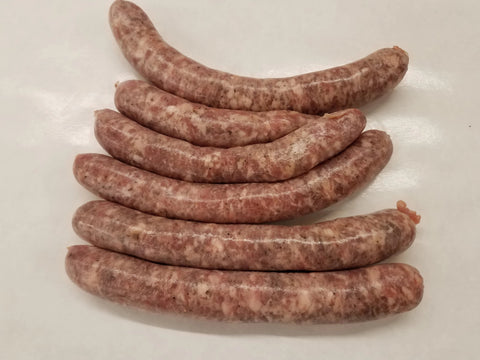Alward's Breakfast Sausage Links