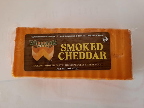 Williams Smoked Cheddar Cheese