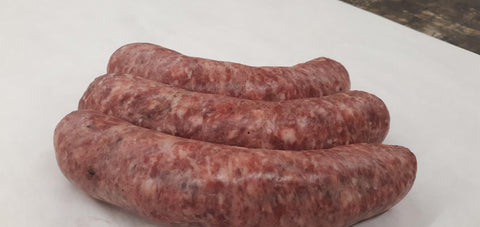 Alward's Sweet Italian Brats