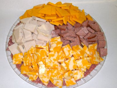 Meat & Cheese Tray (In Store Only)