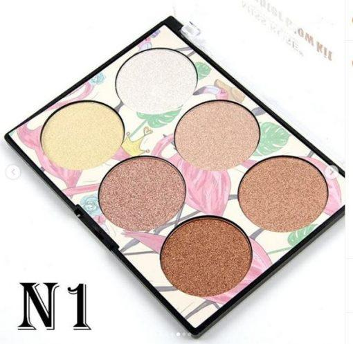 Miss Rose Highlighter Palette