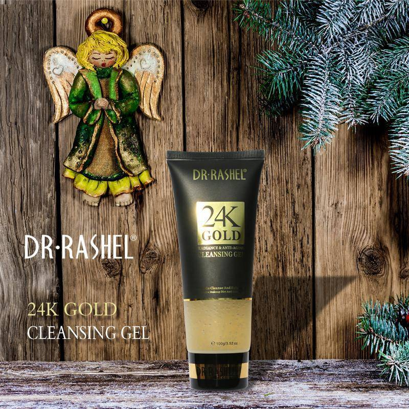 24K GOLD CLEANSING GEL