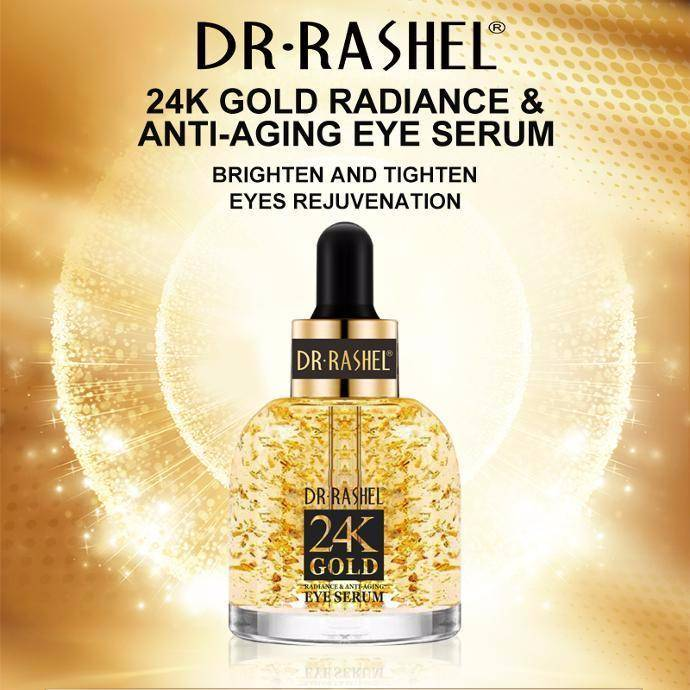 24K Gold Radiance & Anti-Aging Eye Serum