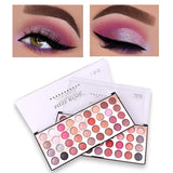 MISS ROSE 36 Color 3D Eyeshadow Palette