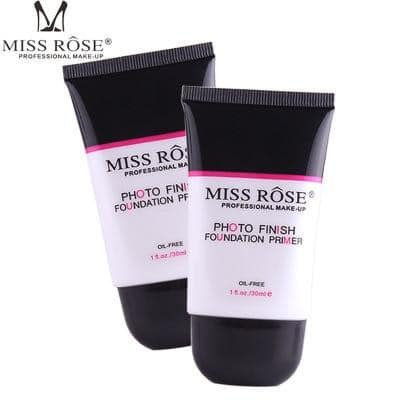 MISS ROSE Photo Finish Face Primer