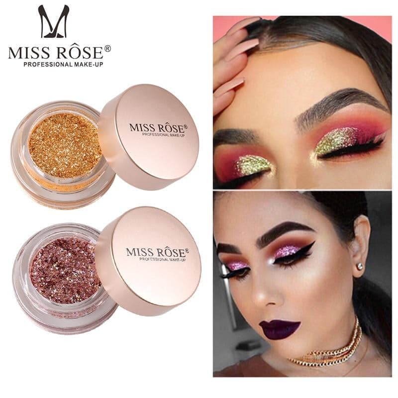 MISS ROSE Single Eye Glitters