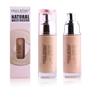 MISS ROSE Waterproof Liquid Foundation