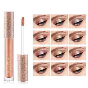 Miss Rose Liquid Eye shadow ( Set of 6 )