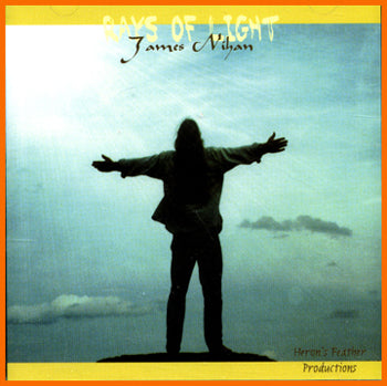 James Nihan: Rays of Light CD