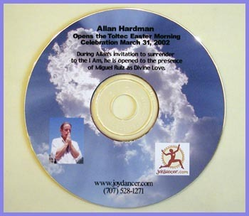 Allan Hardman: Toltec Easter Celebration CD